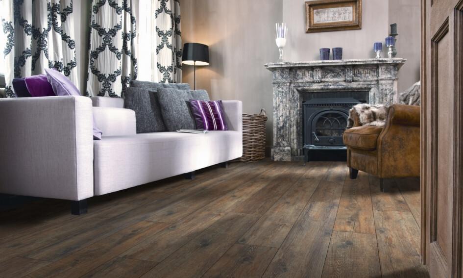 Ideeen Opdoen Slaapkamer : Moderne houten vloer Ik woon fijn