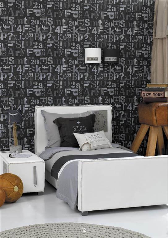 Stoere jongenskamer inspiratie van - Idee deco slaapkamer tiener jongen ...