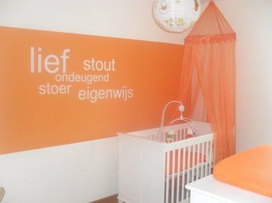 Babykamers in verschillende kleuren ter inspiratie - Kleur van slaapkamer meisje ...