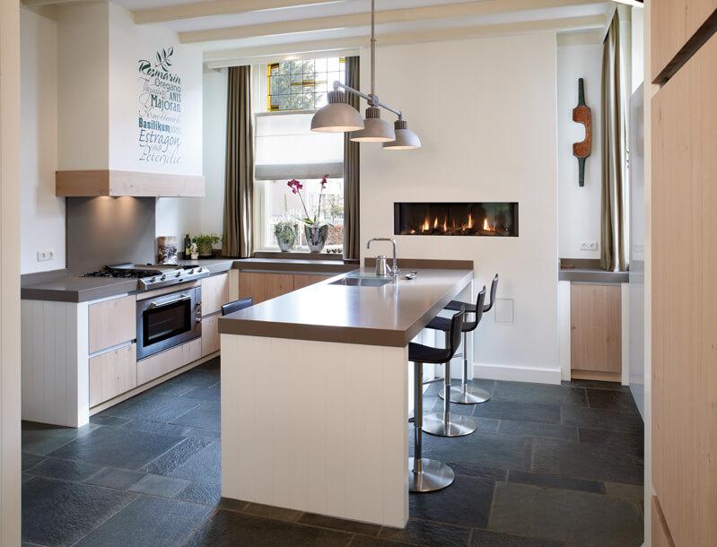 Keuken Ideeen Opdoen : Keukenvoorbeeld: sfeervolle keuken Ik woon fijn
