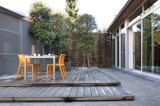 Kleine tuinen strak en modern