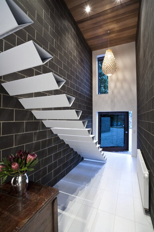 floating-triangle-staircase