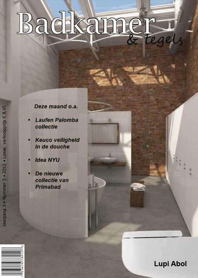 badkamer en tegels magazine  ik woon fijn, Meubels Ideeën