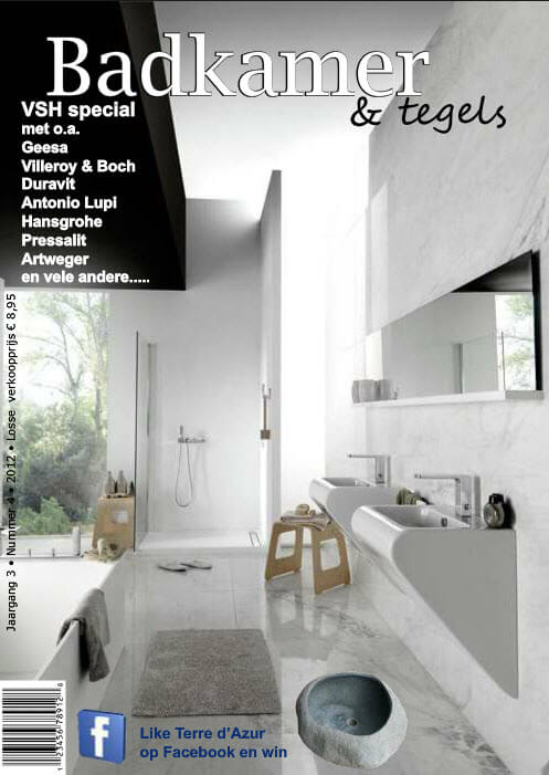 Badkamer en tegels magazine | Ik woon fijn