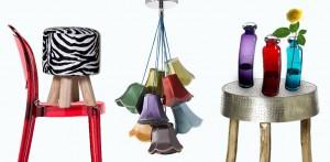 Kleurrijke accessoires voor in huis