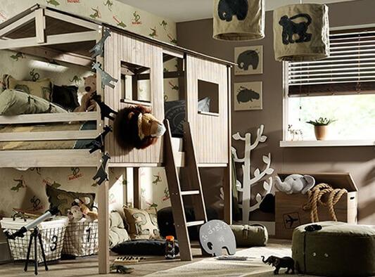 Inspiratie stoere jongenskamer ik woon fijn - Jongen kamer decoratie idee ...