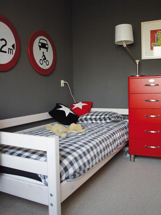 Jongens slaapkamers for - Jarige jongenskamer ...