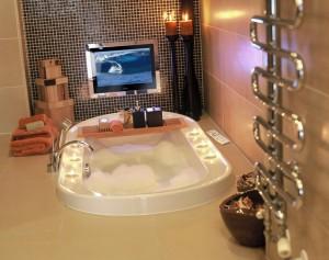 badkamertelevisie