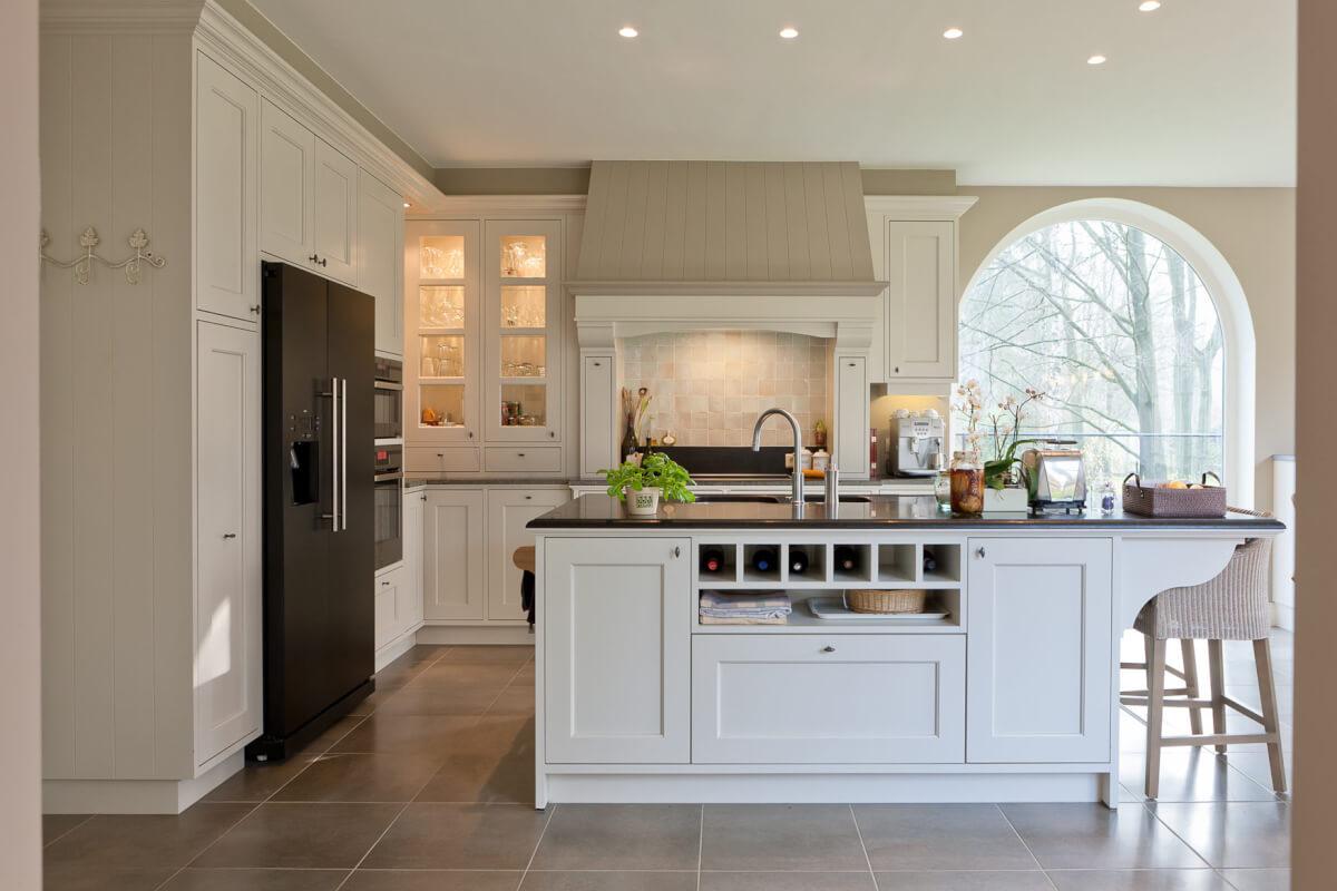 Plafondlamp Voor Keuken : Landelijke Keuken
