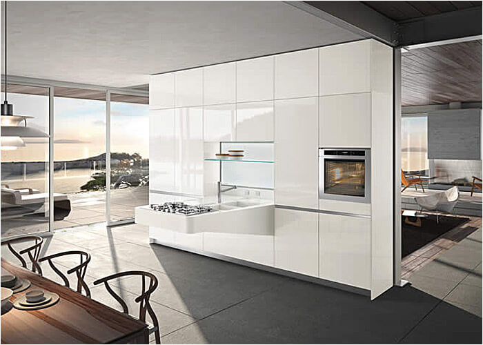 snaidero board design keuken
