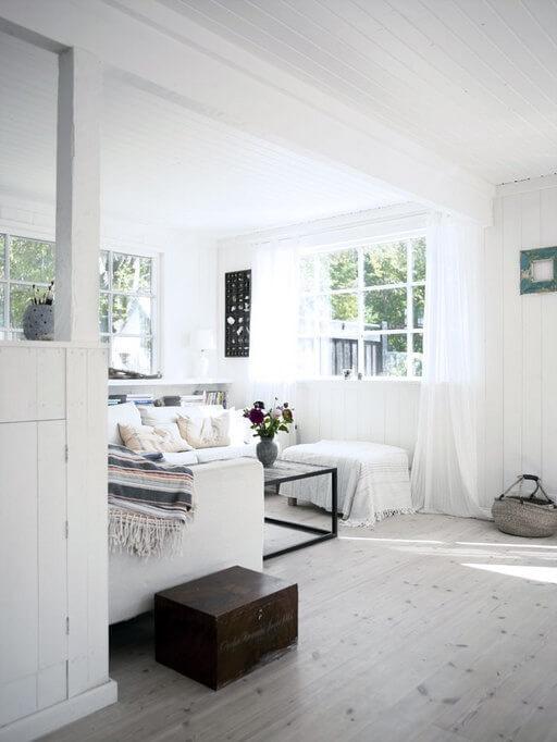 Woonkamer Met Lichte Vloer : Lichte woonkamer met vloer