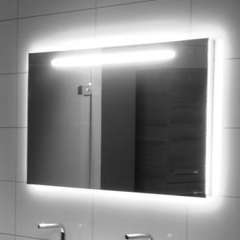 Tips voor een groot gevoel in je kleine badkamer for Spiegel badkamer verlichting