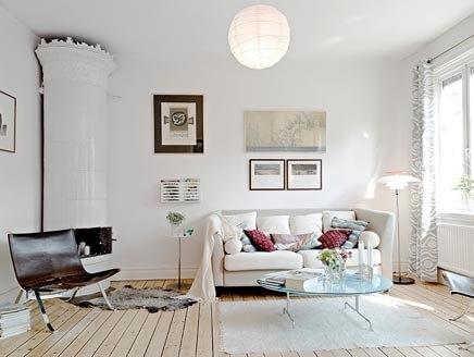 Lichte woonkamer 2 for Kamer opnieuw inrichten