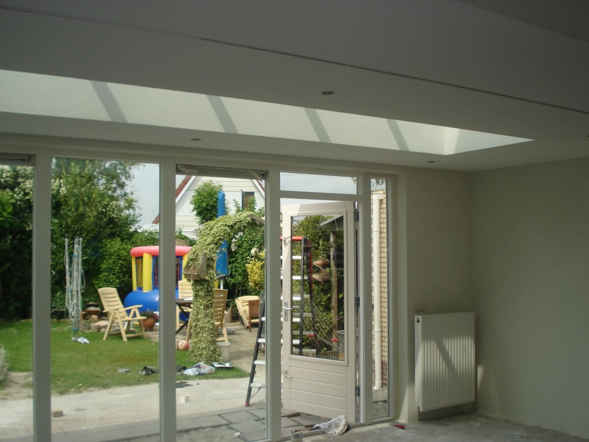 Tips voor een veranda of uitbouw door onze ger suzanne van der