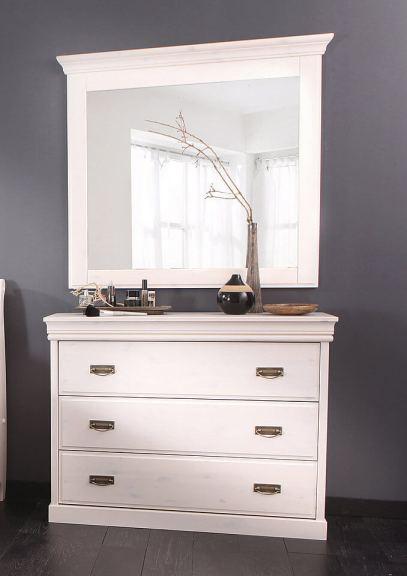 hoogglas dressoir - kleine kamers inrichten