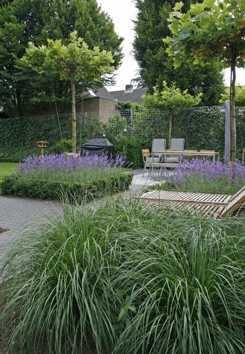 achtertuin voorbeelden inspiratie voor achtertuinen ForAchtertuin Voorbeelden