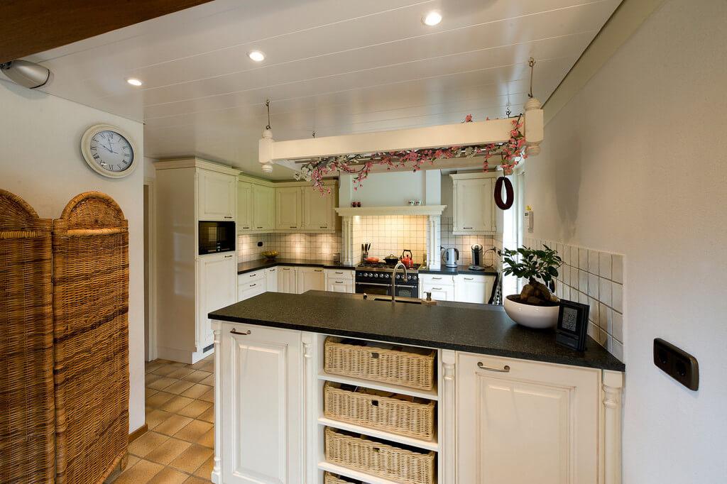 Keuken Ideeen Opdoen : Houten keukens zorgen voor een knusse en gezellige sfeer. Enkele