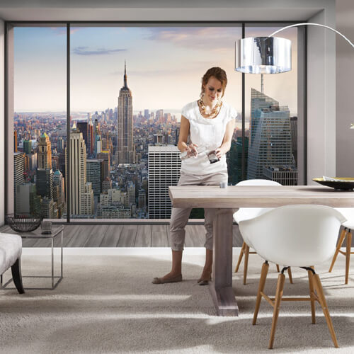 Fotobehang In De Keuken : Bijzondere muurdecoratie voor een nieuwe look Ik woon fijn