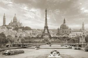 Parijs in een notendop