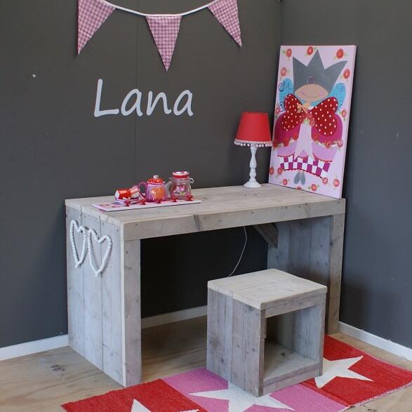babykamer roze steigerhout ~ lactate for ., Deco ideeën