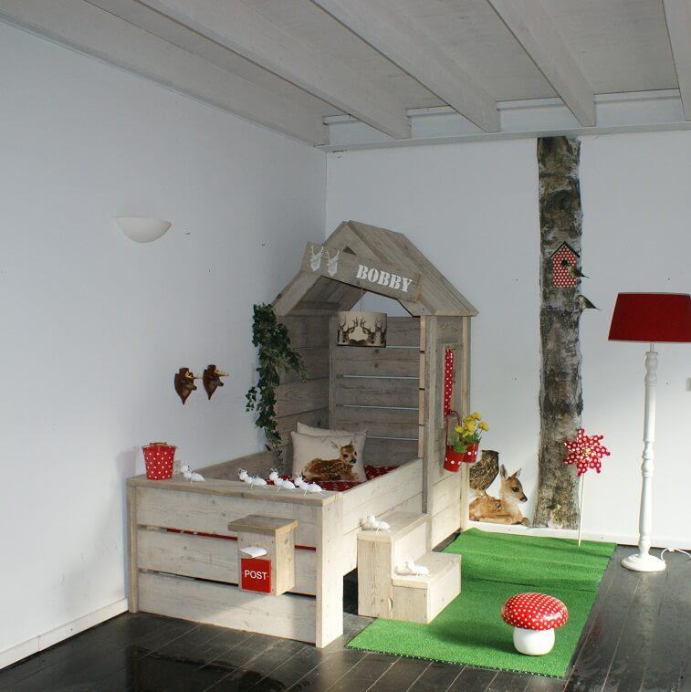 Kinderkamer bos