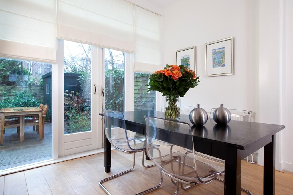 Inspiratie voor raamdecoratie in woonkamer & keuken