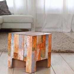 Dutch Design Chair Sloophout