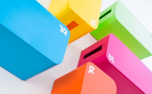 Cablebox kleuren