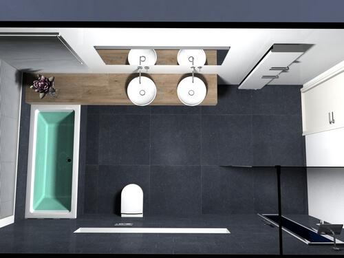 Design badkamers: enkele voorbeelden ter inspiratie voor jouw badkamer ...