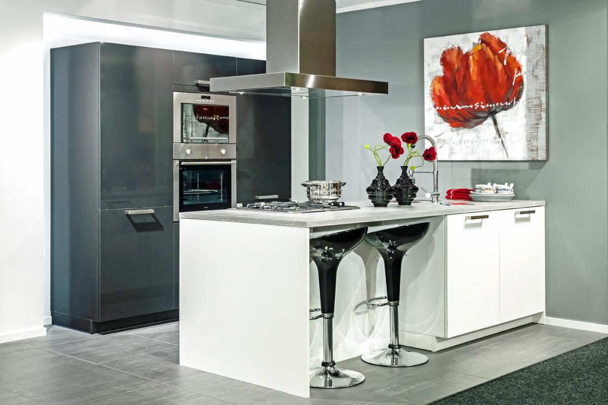 Ideeen Opdoen Slaapkamer : Hoogglans keuken - ter inspiratie ...