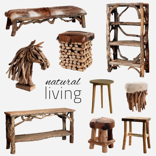Natural Living Collectie