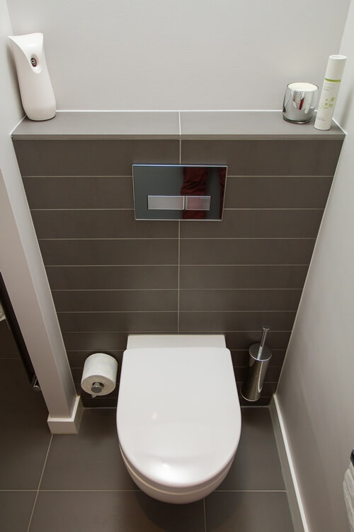 Toilet gezinsbadkamer