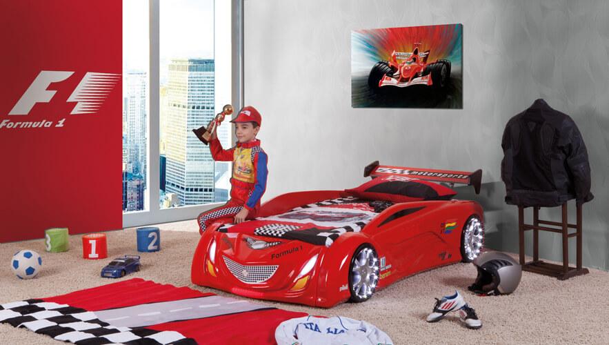 Ferrari Racekamer