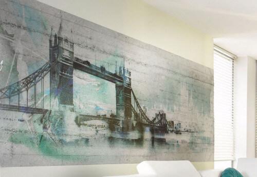 Fotobehang in slaapkamer - maak deze kamer een echte blikvanger!