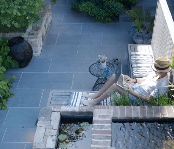 Kleine tuin 2 for Kleine stadstuin ideeen