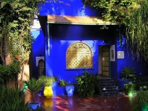 marokkaanse tuin