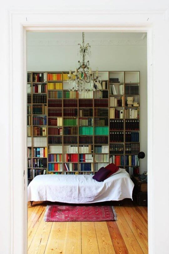 boeken in je slaapkamer ik woon fijn