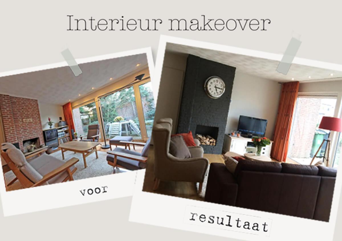 Strandlook Interieur Inspiratie : Inspiratie een mint interieur makeovernl huis t prev seizoen