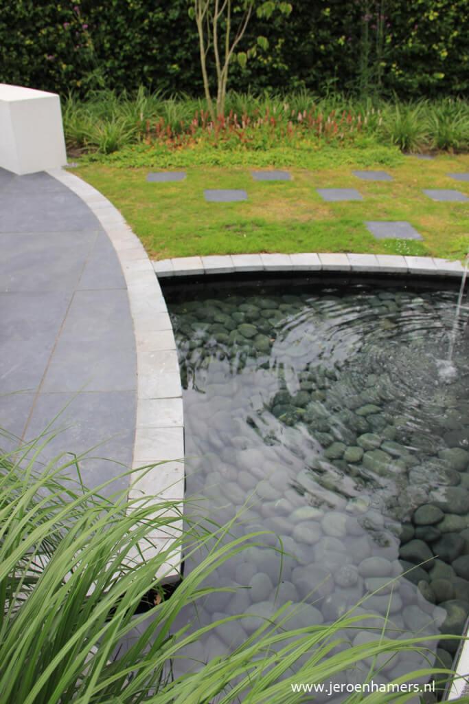 Water maakt de tuin levendig