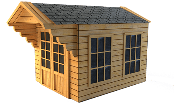 Je eigen blokhut ontwerpen ik woon fijn for Je eigen slaapkamer ontwerpen