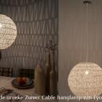 Win: de unieke Zuiver Cable hanglamp van Eyoba.nl