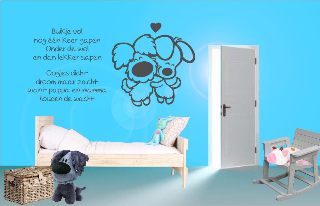 inspiratie voor muurstickers babykamer | ik woon fijn, Deco ideeën