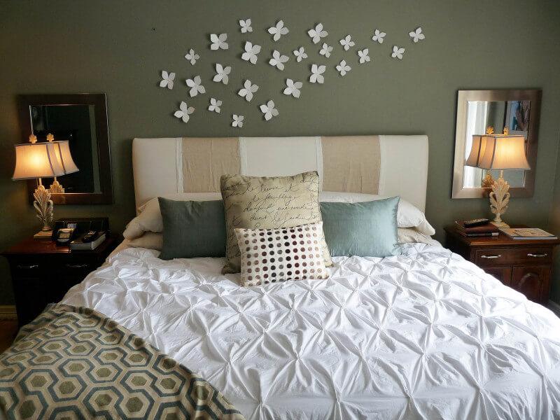 10 tips om je slaapkamer een nieuwe frisse look te geven ik woon fijn - Kleuridee voor een kamer ...
