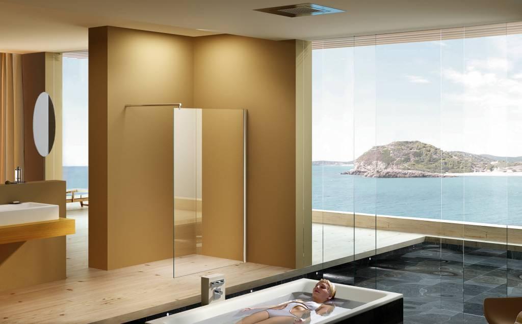 Badkamer trend de inloopdouche ik woon fijn - Badkamer modellen ...