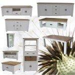 Landelijke meubels: Dover meubelen