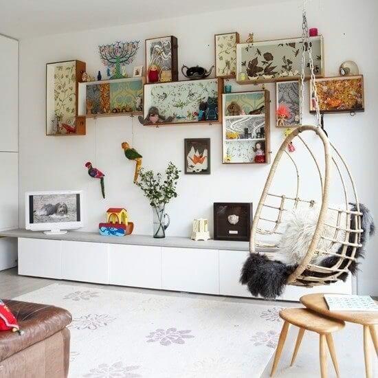 DIY: 10 ideeën om oude laden een nieuw leven te geven