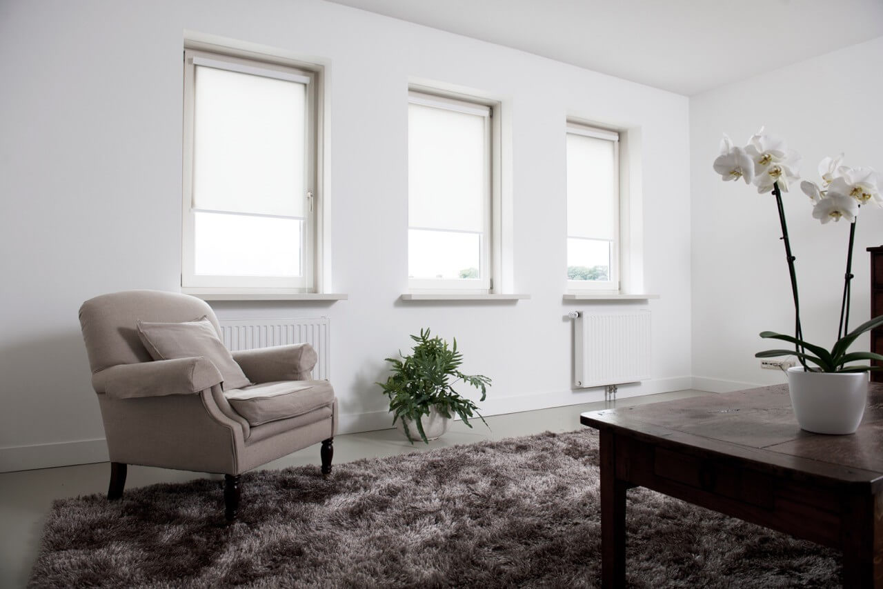 Raamdecoratie Woonkamer ~ Referenties op Huis Ontwerp, Interieur ...