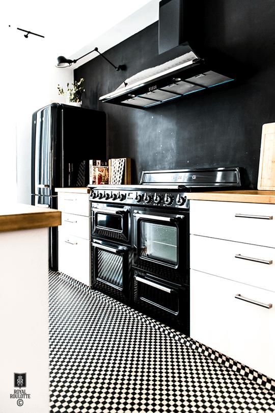 Donkere keuken 2