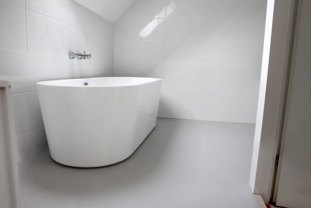 Gietvloer Badkamer Douche : Best gietvloer in badkamer ideen ideeën huis inrichten