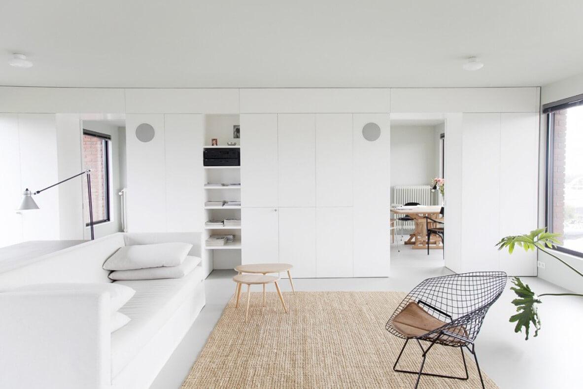 Gietvloer: strakke vloer en ook nog eens praktisch  Ik woon fijn